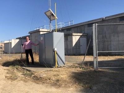 Benavent de Segrià posa en funcionament el nou dipòsit d'aigua potable, fent realitat un projecte que es va iniciar fa dotze anys