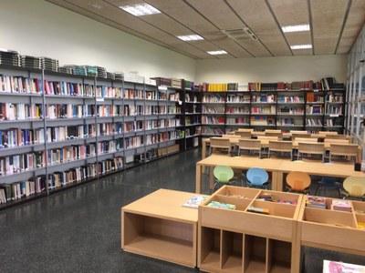 Benavent de Segrià posa en marxa un servei de préstec de llibres de la Biblioteca a domicili