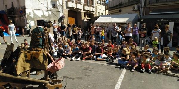 Benavent rendeix homenatge a la pagesia amb el II Mercat de Pagès