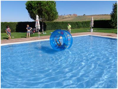 Conveni entre Benavent i La portella per a l'ús de les piscines