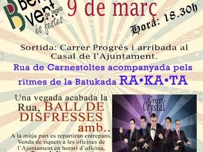 FESTA DE CARNESTOLTES A BENAVENT