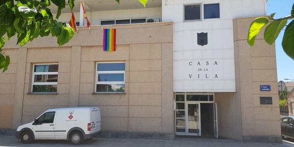 L'Ajuntament de Benavent de Segrià s'adhereix al Dia Mundial de l'Orgull LGBTIQ+