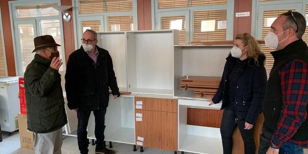 L'Ajuntament invertirà 4.500 euros en diferents millores a la Llar de jubilats