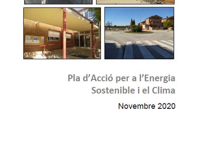 L'Ajuntament de Benavent va donar llum verda al Pla d'Acció per a l'Energia Sostenible i el Clima (PAESC)